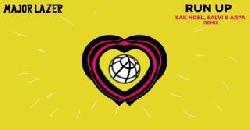 Major Lazer - Run Up (feat. PARTYNEXTDOOR & Nicki Minaj) [Sak Noel, Salvi & Arpa Remix)