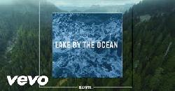 Maxwell - Lake By the Ocean (Lyric)